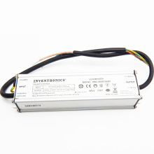 Inventronics 20W to 320W IP67 EBC series alu case 60Watt 860ma constant current led driver TUV CE CB EBC-060S105DV/SV