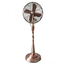 Antique Fan-Fan-Stand Fan-Red Bronze