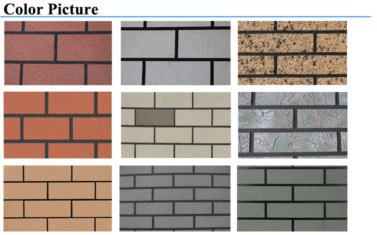 brick wall paint color