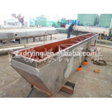 Chemical industry vibrated fluidized bed dryer for sale