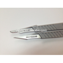 China low price disposable scalpels medical knife for clinic surgery use