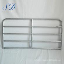 Best-Selling 5 Rail Bar Cattle Yard Panel Gates