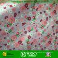 Blumendruck Stoff für Frauen langes Kleid oder Hemden