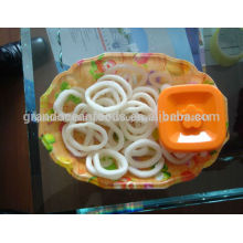 Frozen squid rings