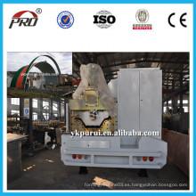 Máquina automática de la azotea del acero del eslabón giratorio del arco acanalado automático