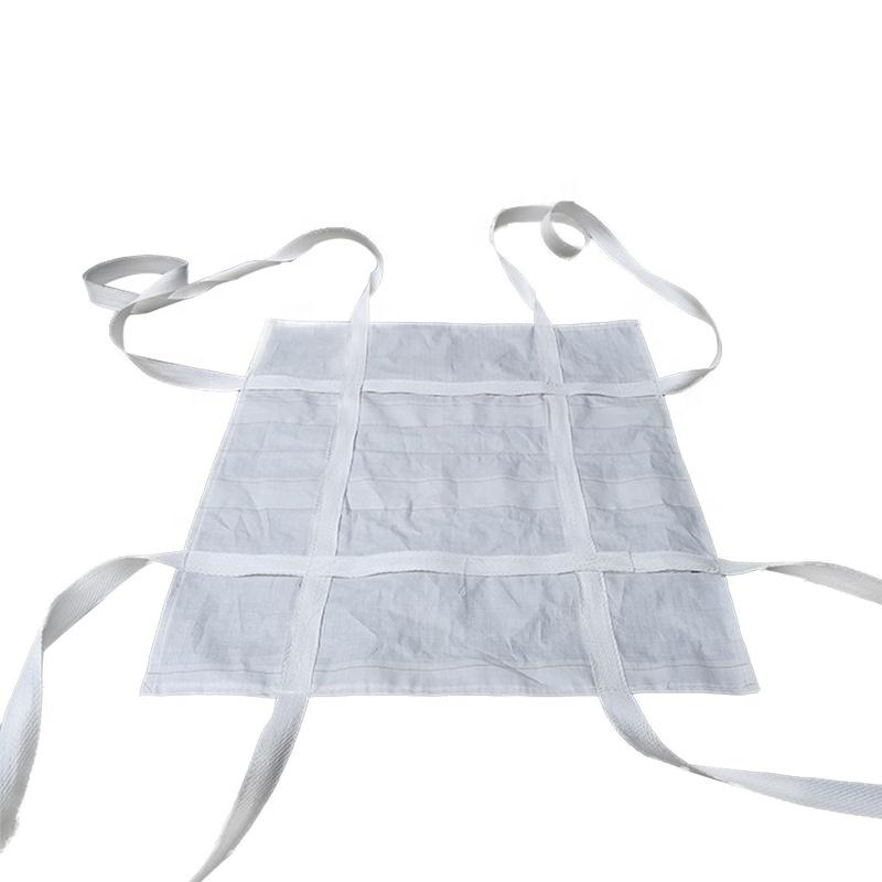 plastic sling bag