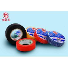 Cinta adhesiva eléctrica del aislamiento del PVC