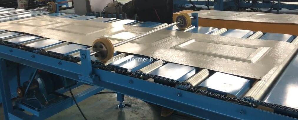 garage door forming machine 3