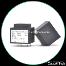 EI 28 Low Frequency Encapsulated Transformer with 2.0VA and 50/60Hz