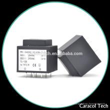 Transformador Encapsulado Baixa Frequência EI 28 com 2.0VA e 50 / 60Hz