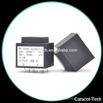 EI 28 Niederfrequenzkapseltransformator mit 2,0 VA und 50 / 60Hz