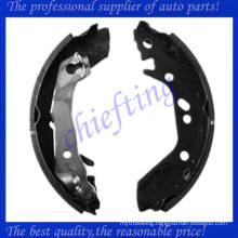 GS8684 58305-25A00 58305-25A10 58305-25F10 5830525A00 5830525A10 5830525F10 for hyundai accent pony brake shoe