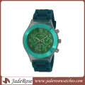 Latest Factory Vogue Good Silicone Alloy Watch