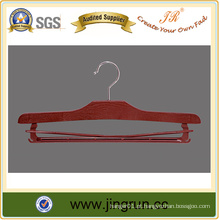 Hot Sale Clothes Drying Rack Men Pants Hanger in Plastic