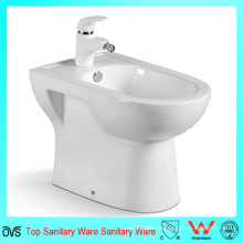 USA Standard Non Electric Floor Mounted Ceramic Bidet