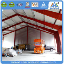 Fashionable hot sale Seismic and wind resistance prefab school