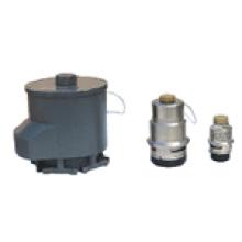 Válvula de alivio de presión estable
