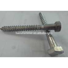 hot dig galvanized hex head Wood Screwd, HDG self tapping wood screw