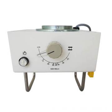 X-Ray Kollimator geeignet für tragbare mobile Xray digital und normale medizinische Xray Machinile d