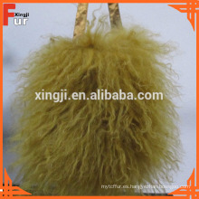 Real Fur, Mongolian Lamb Bag