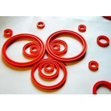 Silikon-O-Ringe für Lebensmittelanwendungen
