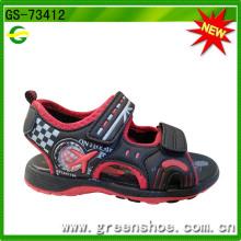 Fábrica de sandálias de crianças de boa qualidade
