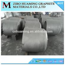 Crisol de grafito de alta temperatura mejor venta en china