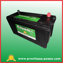 N120 Autobatterie wartungsfrei 12V120ah Autobatterie