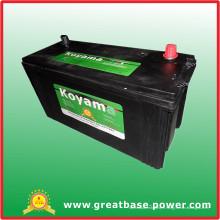 Batterie de voiture de l'entretien 12V120ah de batterie de la voiture N120 libre