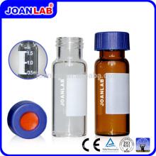 Frascos de amostras de autocontrole de JOAN Lab Hot Sale 2ml com tampa de parafuso