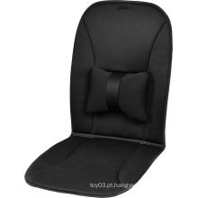 almofada do assento de carro com apoio lombar