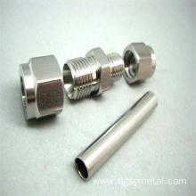 Stainless cotter pin dowel pin with hole