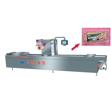 Frozen Food Mesin Vacuum Thermoforming