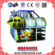 Space Theme Children Indoor Playground Ce Standard