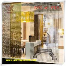 Grillage décoratif / maille de rideau en métal à vendre (ISO)