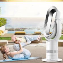 2019 Portable ABS 10 pouces mini ventilateurs de chauffage électriques sans lame avec télécommande infrarouge