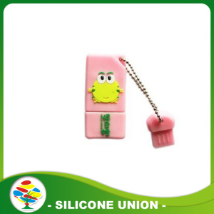 Cute Cartoon Anime Silicone USB Flash Disk