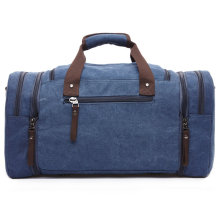 Multi-Functional Oversized Canvas Business Travel Duffel Bags/Big Capacity Weekend Bag