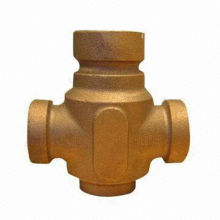 Customized Sand Casting Bronze Fitting