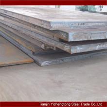 Em estoque!!! Placa de aço de resistência ao desgaste / chapa de aço NM550 prire fer ton