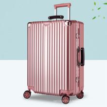 Mala de viagem elegante da bagagem do trole do PC do ABS