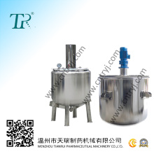 Stainless Steel Electric Heating and Cooling Tank