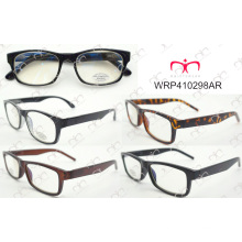 Fashion Plastic Unisex Reading Glasses (000003AR)