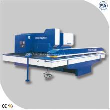Máquina combinada punzonadora CNC