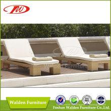 Наружная мебель Ротанг Sun Lounger (DH-9548)