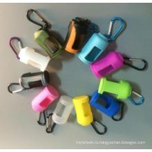 Красочный силиконовый чехол для силикона 30 мл Элюидный держатель для силикона 30 мл Может Логотип OEM