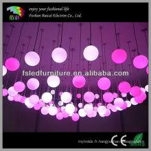 Balle à LED imperméable à l'eau en plein air en plein air