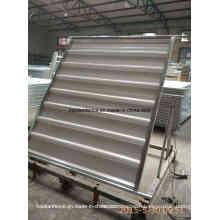 2.0X2.16 Temp Steel Hoarding Panel