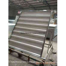 2.0X2.16 Панель накопления стальной панели Temp