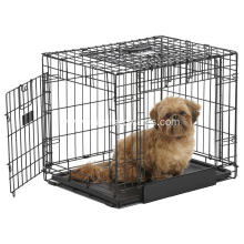 Personlized Products for Metal Pet Cage Welded Wire Dog Kennels supply to El Salvador Supplier
